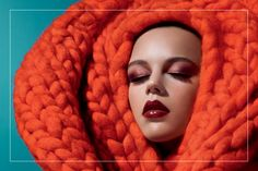 Not sure which I love more - the scarf or makeup?!  M·A·C Cosmetics | Official Site | Home Page