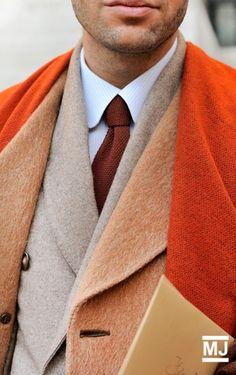 488edfb4a58e A stunning combination of textures. Herren Mode, Adrette Männer, Gepflegter  Gentleman, Dandy