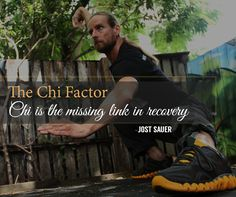 The Chi Factor. Chi is the missing link in recovery.
