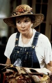 Miss Ouiser from Steel Magnolias, the character I relate to the most. lol