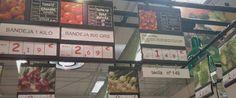¿Comprar comida a granel o comida envasada? Las diferencias de precio en una gran superficie comercial