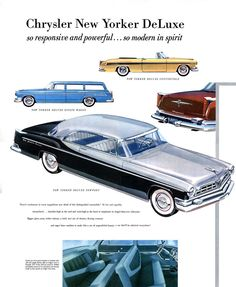 1955 Chrysler wagon | Curbside Classic: 1955 Chrysler New Yorker Deluxe St. Regis – How ...