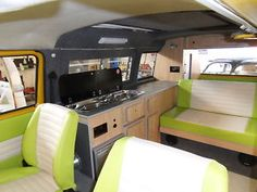 Campervan interior furniture for VW T25 (T3)