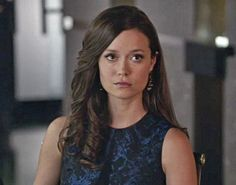 Isabel Rochev - Summer Glau  from Arrow 2x01 'City of Heroes'