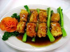 Chijaukay, gallina estilo chino/peruano.
