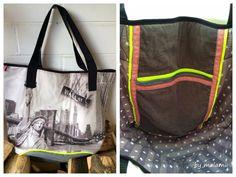 Markttasche, farbenmix, Taschenspieler 2, selbstgenäht, by malamü