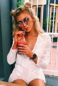 girl, hair, and blonde image Girls Tumblrs, Summer Outfits, Cute Outfits, Stylish Outfits, Beautiful Outfits, Look Girl, Mode Inspiration, Fashion Inspiration, Cute Hairstyles