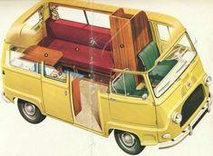 Renault Estafette                                                                                                                                                                                 More