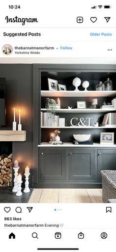 Bookcase, Shelves, Living Room, Furniture, Home Decor, Shelving, Decoration Home, Room Decor, Book Shelves