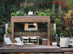 20 Ways to Create Instant Shade for Your Outdoor Room : Page 04 : Outdoors : Home & Garden Television