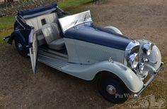 Bentley Derby 3 1/2 Litre Thrupp & Maberly 1935