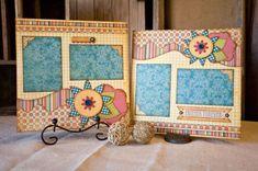Making A Bridal Shower Scrapbook – Scrapbooking Fun! Paper Bag Scrapbook, Baby Scrapbook, Scrapbook Supplies, Scrapbook Cards, Scrapbooking Ideas, Scrapbook Designs, Scrapbook Sketches, Scrapbook Page Layouts, Kiwi Lane Designs