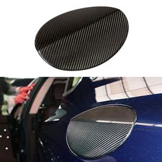 Black Gas Tank Cap Cover Carbon Fiber Decorative Fuel Filler for Maserati Quattroporte Ghibli 2014-2016 -- Awesome products selected by Anna Churchill