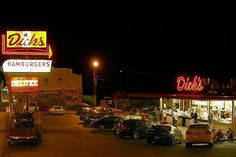 Dick's in Seattle- 45th Wallingford/University location! Best burgers and fries around! The only place to go at 2am!