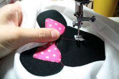 Wonderful tutorial on appliqué technique - from start to finish.
