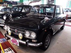 Nissan Bluebird SSS series 410, 1965