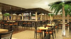 Havana Bar Rendering, Carnival Sunshine – Building Excitement: Carnival Cruise Lines Goes All In | Popular Cruising (Image Copyright © Carnival Cruise Lines)