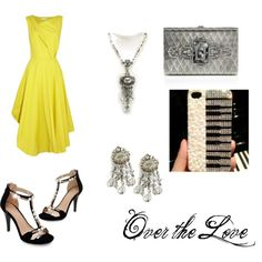 Over the Love by graceesix on Polyvore