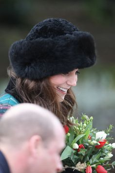 Kate Middleton Photos - Catherine; Duchess of Cambridge attends Christmas Day Church service at Church of St Mary Magdalene on December 25, 2017 in King's Lynn, England. - Members Of The Royal Family Attend St Mary Magdalene Church In Sandringham