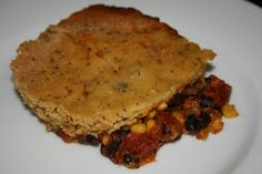 You can make Tamale Pie in the slow cooker! [This is a vegetarian, gluten-free recipe, with meat and non gluten-free instructions given.]