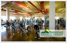 Mountain Land Physical Therapy - our Idaho connection