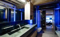 Bathroom&Wellness area:  Giammetta Architects project _ photo by Luigi Filetici