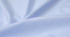 Canclini Light Blue Multi-Check by Proper Cloth