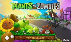 Get ready to soil your plants in the hit PopCap® strategy game Plants vs. Zombies! A mob of fun-loving zombies is about to invade your home, and your only defense is an arsenal of 49 zombie-zapping plants.   Click link for review and download : http://www.apklist.com/2013/06/plants-vs-zombies-apk.html