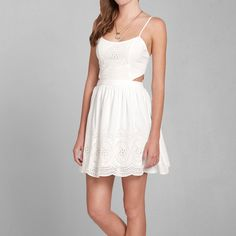 Womens Zoe Dress | Womens Dresses & Rompers | Abercrombie.com