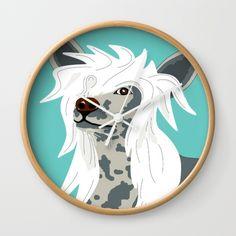 #chinesecrested #mandilynnart #dog #digitalart #affinitydesigner #punkdog #punkhair