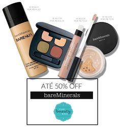 bareMinerals com até 50% de desconto na The Beauty Box | Caroline Beltrame Blog
