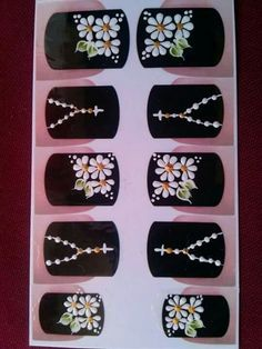 Sunflower Nail Art, Toe Nails, Holidays And Events, Nails Inspiration, Pretty Nails, Pedicure, Simple Designs, Health And Beauty, Diy And Crafts