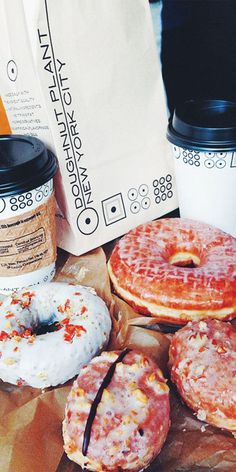 'Donut' go past these epic USA doughnuts - our top 4 best places for doughnuts in the USA.