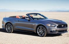 2015 Ford Mustang Convertible First Look Nicer, Faster Top, and as Few as 7 Seconds to Lower It #Ford #Mustang