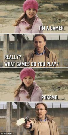 Pokemon these days