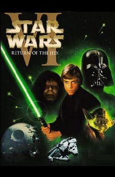 """ Star Wars 6 - Return Of The Jedi """
