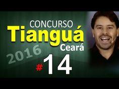 Concurso Tianguá CE 2016 Ceará Informática # 14 - Cargos nível médio com...