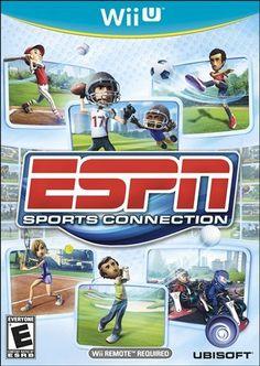 ESPN Sports Connection - Nintendo Wii U Ubisoft http://www.amazon.com/dp/B00897Z1K0/ref=cm_sw_r_pi_dp_ov8qwb1BAM3SV