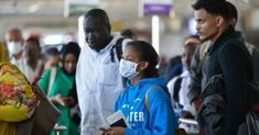 Coronavirus: WHO lists Nigeria and 12 others as top risk African countries - Read Details International Health, Crying Man, African Nations, African Countries, China Travel, Republic Of The Congo, Uganda, Entertaining, Country
