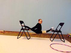 K. Pimenova's oversplit on chairs 2013