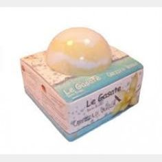 Bomba Frizzante - Carezza di Vaniglia - per un bagno benefico e rilassante - In vendita su: http://www.trucconatura.com Disponibile: € 5,50