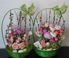 Cosuri de Paste #aranjament #flori #artificiale #floriartificiale #primavara #Paste #Pasti #Sfintelepasti #decoratiuni #cadou #unicat #infrumusetare #casa #birou #flowerstagram www.beatrixart.ro