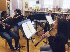 This school increased their Scholastic Book Fair traffic by asking the band to perform during their Family Event. That's music to our ears! Check out your Book Fair Chairperson Toolkit for more tips and tricks.