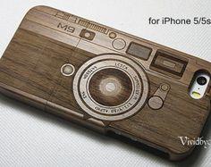 Wood case fr i5s