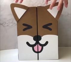 Diy Crafts For Home Decor, Diy Crafts Hacks, Diy Crafts For Gifts, Creative Crafts, Diy Gifts Videos, Cool Paper Crafts, Paper Crafts Origami, Cardboard Crafts, Fun Crafts