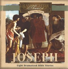 Dramatic Audio CD - You Are There Series - Joseph – Lamplighter Publishing Online Store