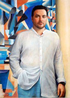 Male Portrait. Portrait Paintings, Olympus Digital Camera, Portrait, Portraits