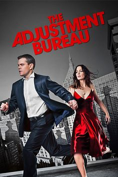 "The Adjustment Bureau :: ""I'm not some hopeless romantic. I would never allow myself to be that way, but once I've felt, even for a moment, what I felt with you. You ruined me. I didn't want to settle for less."""