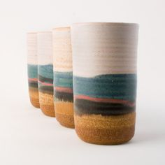 Robert Blue | ceramic cups