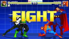 Spider-Man And Superman VS Green Lantern Guy Gardner & Jeff The Killer In A MUGEN Match / Battle This video showcases Gameplay of Jeff The Killer From Creepypasta And Green Lantern Guy Gardner VS Superman The Superhero And Spider-Man The Superhero In A MUGEN Match / Battle / Fight